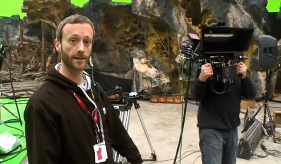 The Hobbit Camera 40