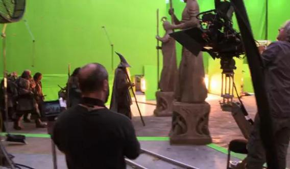 The Hobbit Camera 60
