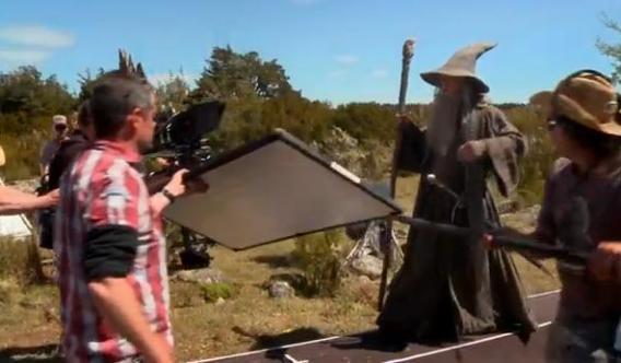 The Hobbit Camera 85