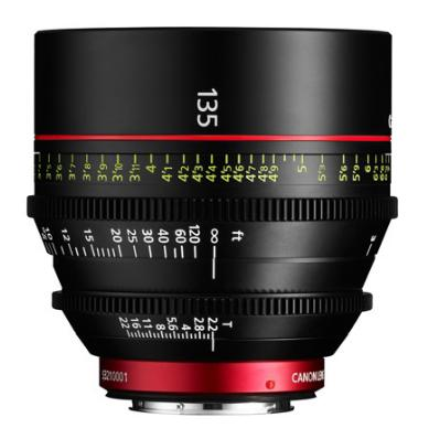 Canon CN-E135mm Lens
