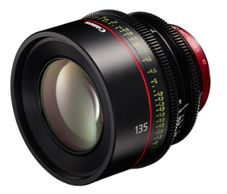 Canon CN-E135mm