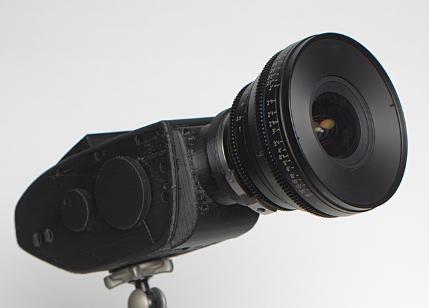 Digital Bolex D16 Passive EF Lens Mount
