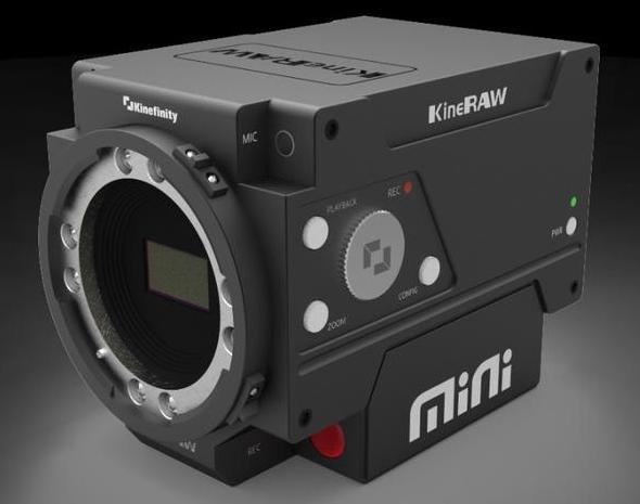 KineRAW Mini35 Camera