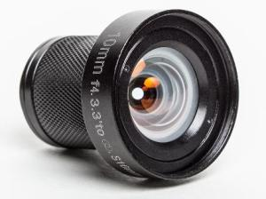 10mm Super 16mm Digital Bolex Lens