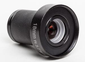 18mm Super 16mm Digital Bolex Lens