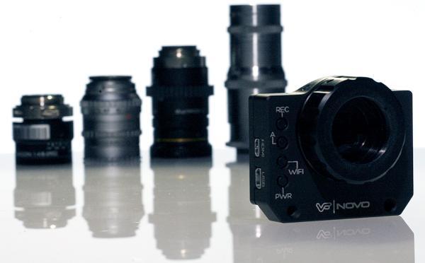 Novo Cinema Camera