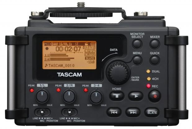 Tascam DR-60D Recorder