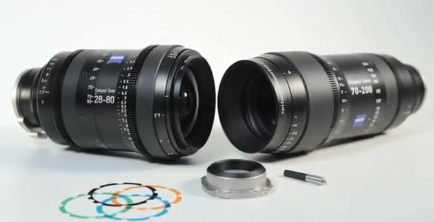 Carl Zeiss CZ2 Lenses