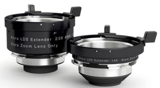 LDS Extenders for Alura Zooms