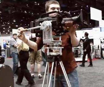 MYT Velvet Nodal Camera Head Prototype