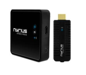 Nyrius ARIES Prime Wireless HD Transmitter Receiver