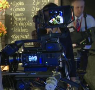 Sony F55 Broadacst Camera