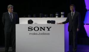 Sony NAB Launch Cameras