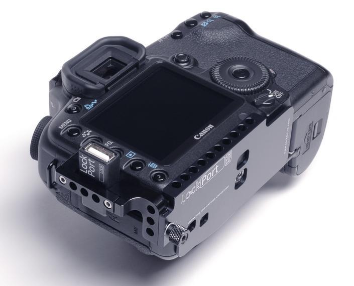 Professional LockPort USB Port Saver Canon