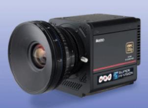 Ultra-Small Super Hi-Vision 8K Developed Cube Camera Head From NHK