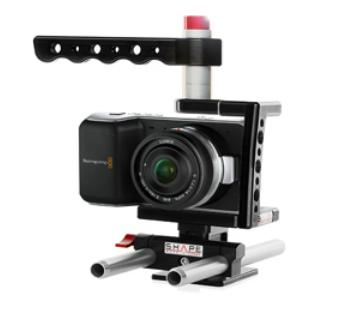 Shape DSLR CAGE FOR BLACKMAGIC POCKET