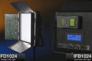 ikan IFD1024 LED Light Panel