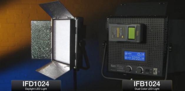 ikan IFD1024 LED Light Panel