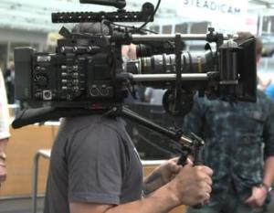 Panavision Sony F55 Camera