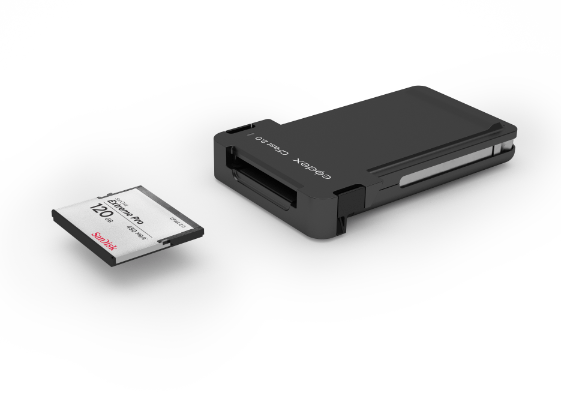 ARRI SanDisk CFast 2.0 Card Codex Adapter