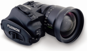 FUJINON ZK2.5 x 14 Lens