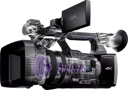 Sony 4K Consumer Camera