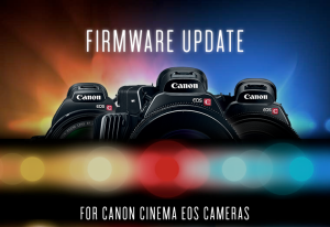 Canon EOS 1D C Firmware 2
