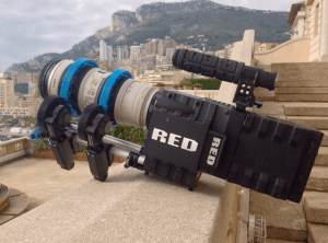 MediAVentures RED EPIC Camera