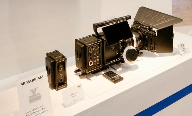 Panasonic 4K Varicam Camera