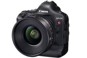Canon EOS 1D C
