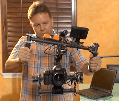 DIY Joda Gimbal project