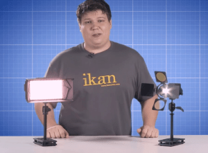 ikan iLED6 and iLED312-v2 LED Lights