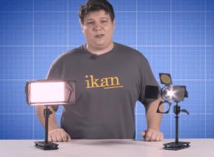 ikan iLED6 and iLED312-v2 LED Lights