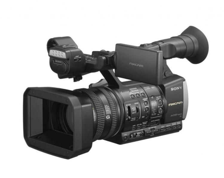 Sony HXR-NX3 Camera