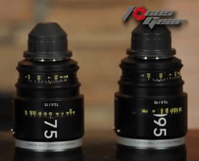 Focus Gear Schneider Xenar III Cinema Primes