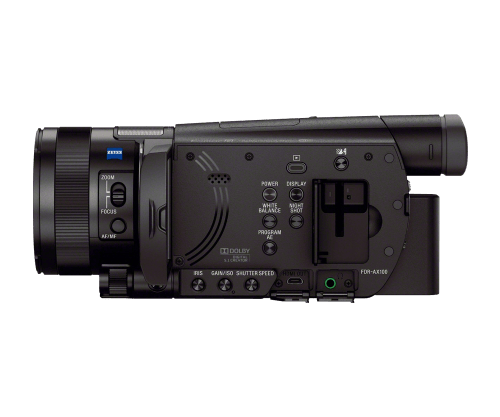 Sony FDRAX100 Camera