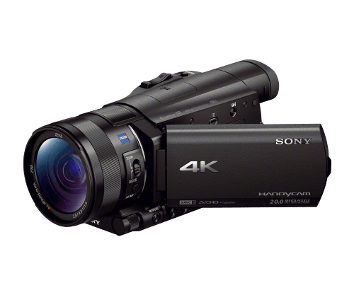 Sony FDRAX100