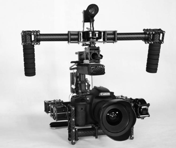 TYTO CARBON Brushless Gimbal Camera Rig