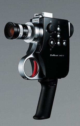 Bellami HD-1 8mm Digital Camera