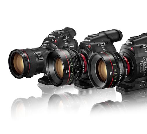 Canon C500
