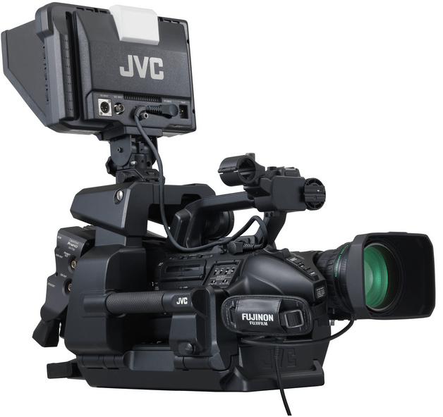 GY-HM890 ProHD Camcorder w:KA-F790