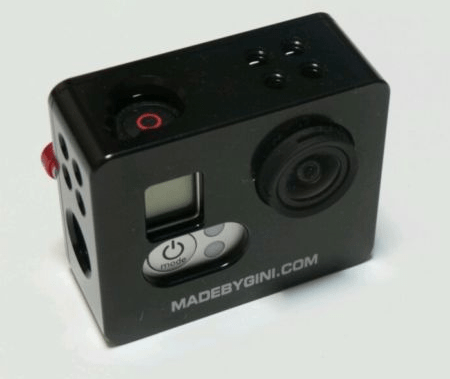Z Cage for GoPro