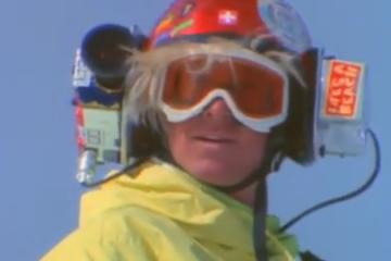 18 lb helmet camera