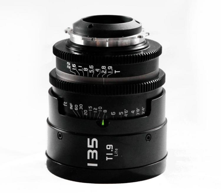 Allstar 135mm T1.9 PL Lite Lens