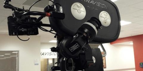 Death Star Star Wars Panalex Camera
