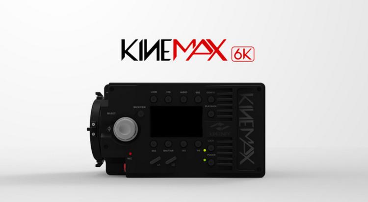 KineMAX Camera