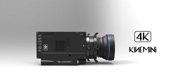 KineMINI 4K Camera