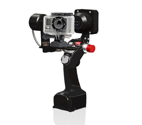 SHAPE Drop Brushless ISEE I Gimbal Camera Rig for GoPro Cameras