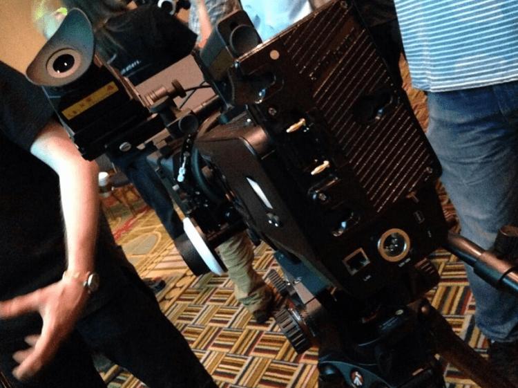 AJA Cion 4K Camera 1