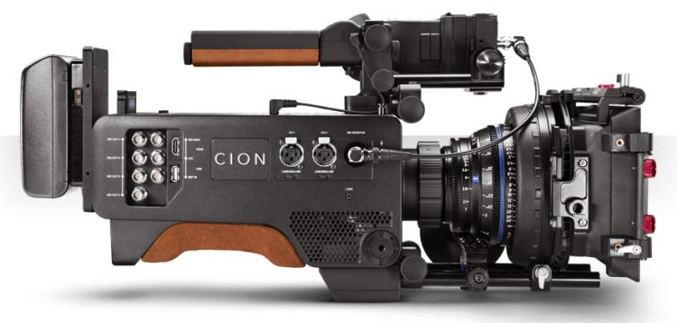 Cion 4K Camera